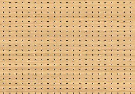 תקרת עץ חירור - KD 16x16x2-8mm DS 16000